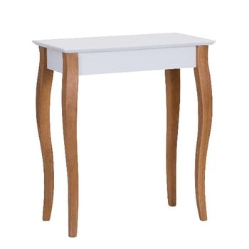 Măsuță tip consolă Dressing Table 65 x 74 cm, alb imagine