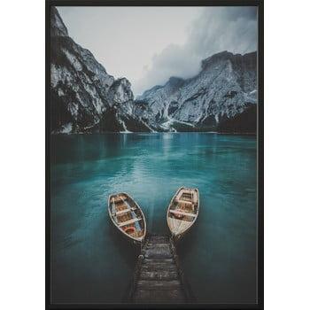 Poster DecoKing Boat Trip, 50 x 40 cm bonami.ro