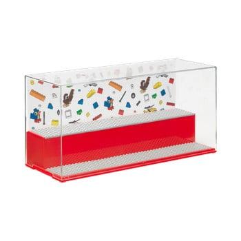 Cutie depozitare piese LEGO®, roșu bonami.ro