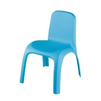 Scaun pentru copii Curver Blue, albastru poza bonami.ro