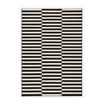 Covor Hanse Home Gloria Panel, 200x290cm, alb - negru imagine