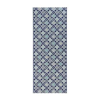 Covor de bucatarie Zala Living Reflect, 80 x 200 cm, albastru
