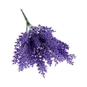 Floare artificială Dakls Bright Levander poza bonami.ro