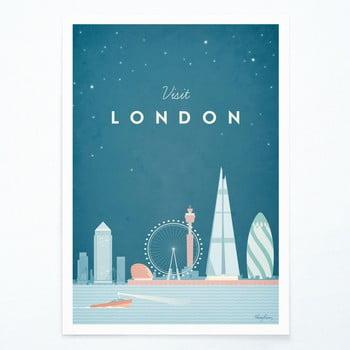 Poster Travelposter London, A2 bonami.ro