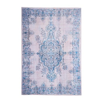 Covor Floorita Sonja Natural Blue, 200 x 290 cm, albastru deschis imagine