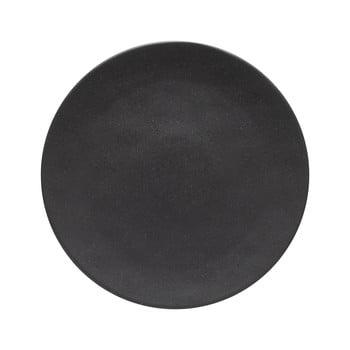 Farfurie/platou din gresie ceramică Costa Nova Roda Ardosia, ⌀ 28 cm, gri bonami.ro