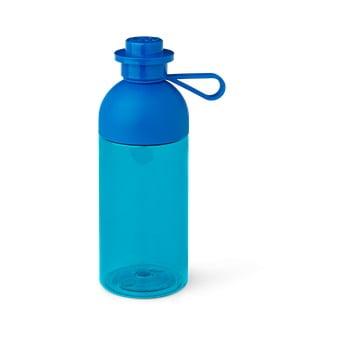 Sticlă de călătorie LEGO®, albastru, 500 ml poza bonami.ro