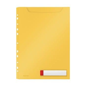 Mapă de birou Leitz Cosy, A4, galben bonami.ro
