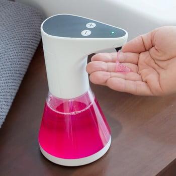Dozator automat cu senzor pentru săpun lichid InnovaGoods bonami.ro