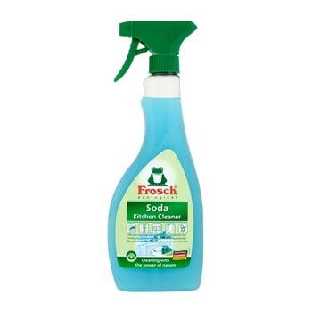 Detergent de bucătărie cu sodă naturală Frosch, 500ml bonami.ro