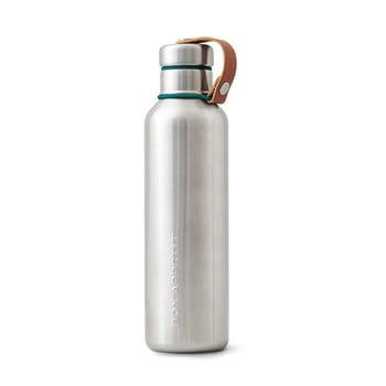 Sticlă termos cu perete dublu Black + Blum Vacuum Bottle, 750 ml, albastru poza bonami.ro