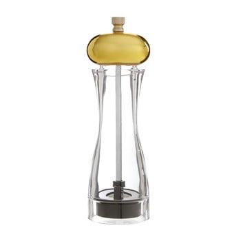 Râșniță mică pentru sare/piper Premier Housewares Mill, auriu poza bonami.ro