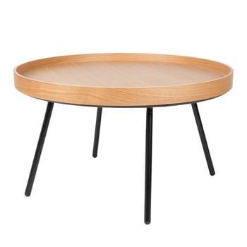 Masă de cafea Zuiver Round, ø 78 cm imagine