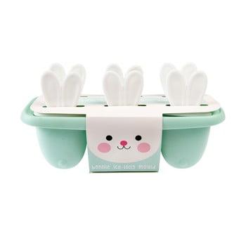 Set 6 forme de înghețată pe băț Rex London Bonnie the Bunny poza bonami.ro