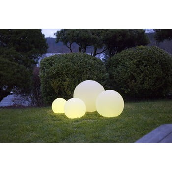Decorațiune luminoasă pentru exterior Best Season Outdoor Twillings Gallo, ⌀ 40 cm imagine