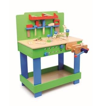 Joc cu masă de lucru din lemn Legler Federico imagine