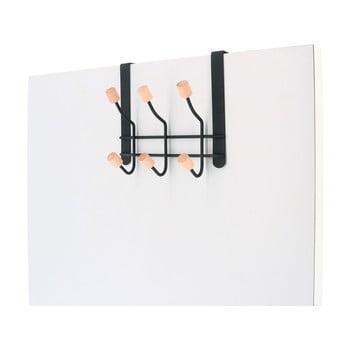 Cuier cu 6 cârlige pentru ușă Compactor bonami.ro