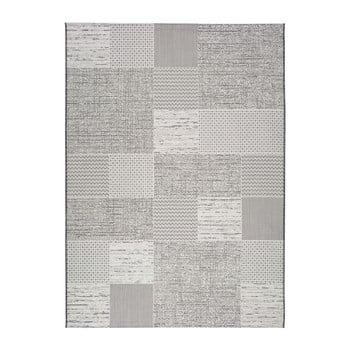 Covor pentru exterior Universal Weave Mujro, 130 x 190 cm, gri-bej poza bonami.ro