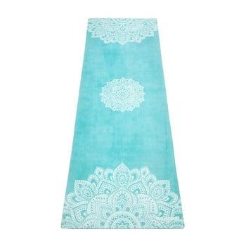 Saltea pentru yoga Yoga Design Lab Mandala, 3,5 mm, turcoaz bonami.ro