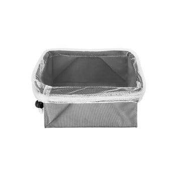 Cutie depozitare pentru alimente Metaltex, 23 x 23 cm bonami.ro
