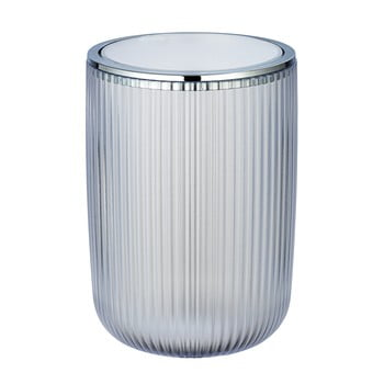 Coș de gunoi Wenko Acropoli, 5,5l, transparent bonami.ro