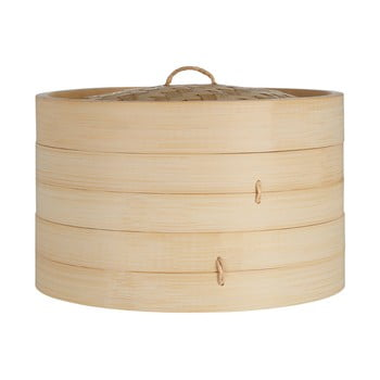 Coș bambus pentru gătit la abur Premier Housewares, ⌀ 25 cm poza bonami.ro