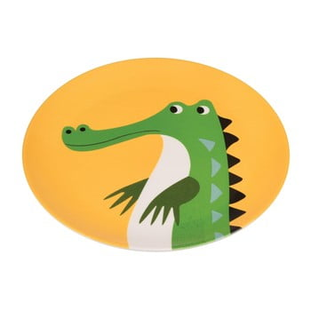Farfurie Rex London Ben The Crocodile poza bonami.ro