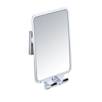 Oglindă și 2 cârlige, cu sistem de prindere Vacuum-Loc, până la 33kg bonami.ro
