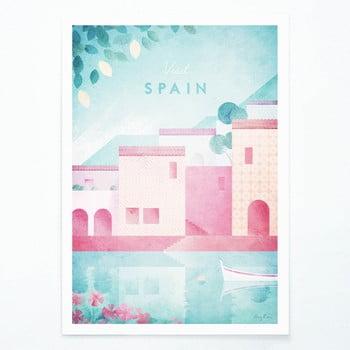 Poster Travelposter Spain, A2 bonami.ro
