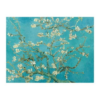 Tablou reproducere pe pânză după Vincent van Gogh - Almond Blossom, 60 x 45 cm bonami.ro