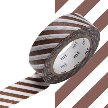 Bandă decorativă Washi MT Masking Tape Anette, rolă 10 m bonami.ro
