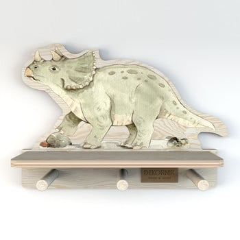 Raft de perete Dekornik, dinozaur poza bonami.ro