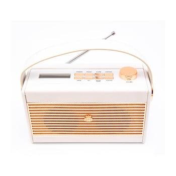 Radio GPO Darcy Black Wo294, crem - alb poza bonami.ro