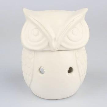 Lampă din ceramică pentru aromaterapie Dakls Owl bonami.ro