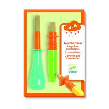 Set 3 pensule pentru copii Djeco bonami.ro