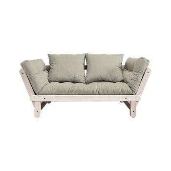 Canapea extensibilă Karup Design Beat Natural, bej imagine