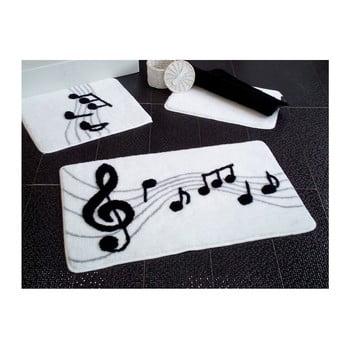 Set 3 covorașe de baie Confetti Bathmats Music bonami.ro