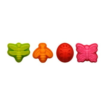 Set 4 forme din silicon pentru tort Premier Housewares bonami.ro