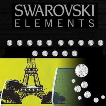 Set 15 cristale adezive Swarovski Fanastick Crystal bonami.ro