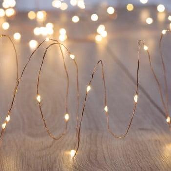 Ghirlandă luminoasă cu LED DecoKing Party Lights, 180 beculețe, lungime 4,5 m bonami.ro