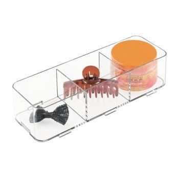 Organizator iDesign Clarity Cosmetics bonami.ro