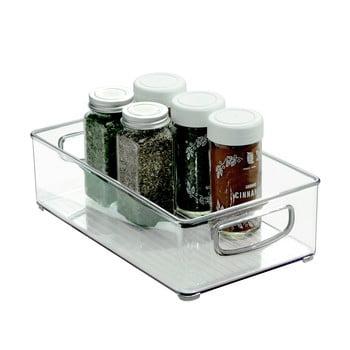 Organizator pentru bucătărie iDesign Clarity, 25 x 15 cm bonami.ro