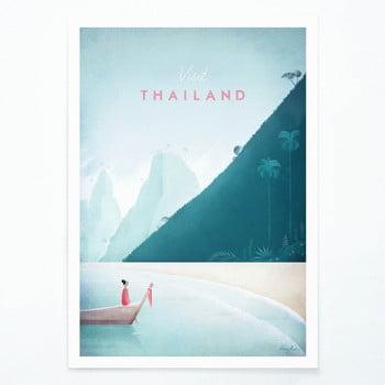 Poster Travelposter Thailand, A2 bonami.ro