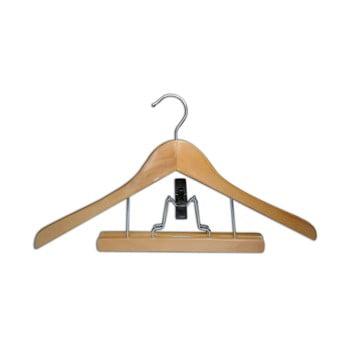 Umeraș din lemn pentru pantaloni și cămașă JOCCA bonami.ro
