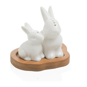 Solniță și piperniță Brandani Rabbit bonami.ro
