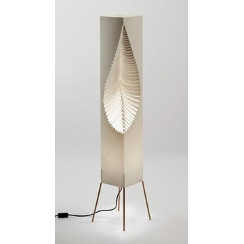 Lampă decorativă MooDoo Design Leaf Organic, înălțime122 cm bonami.ro