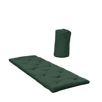Pat pentru oaspeți tip saltea Karup Design Bed in a Bag Forest Green poza bonami.ro