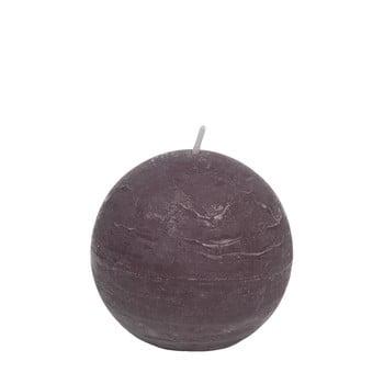 Lumânare J-Line Ball, violet bonami.ro