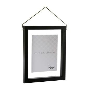 Ramă foto suspendată VERSA, pentru fotografii 13 x 18 cm, negru bonami.ro