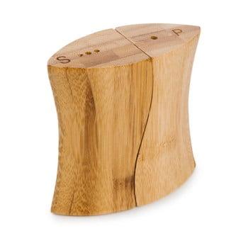 Solniță și piperniță din lemn de bambus Bambum Nuuna bonami.ro